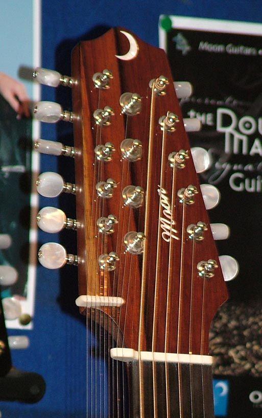 Moon Guitars Photos